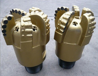 Çin Coal Mine Heavy Duty PDC Bit For Well Drilling  / Diamond Core Drilling Long Life Drilling Tedarikçi